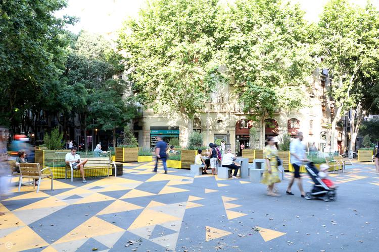 Diseñar el proceso de transformación: la Superilla de Sant Antoni en Barcelona por Leku Studio, © Leku Studio