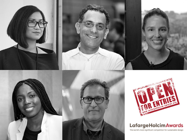 Members of LafargeHolcim Awards Juries 2020 Confirmed, © LafargeHolcim