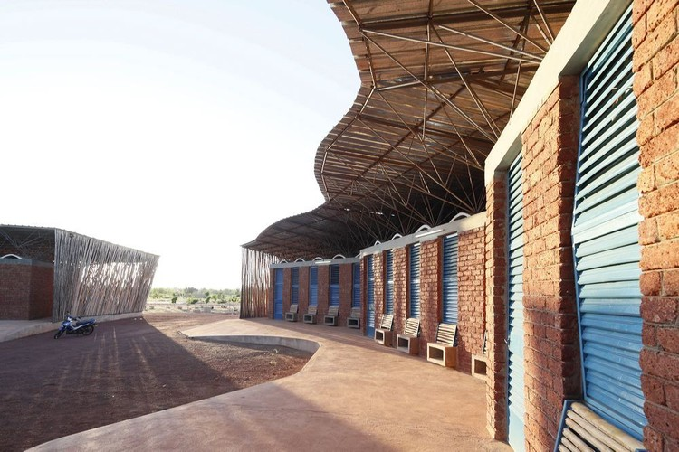 Rethinking History: New Architecture in Burkina Faso, © Iwan Baan