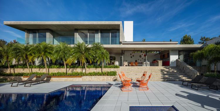 Residência DMG / Reinach Mendonça Arquitetos Associados, © Nelson Kon