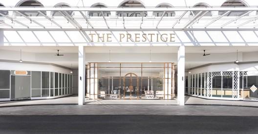 The Prestige Hotel / KL Wong architect Sdn Bhd