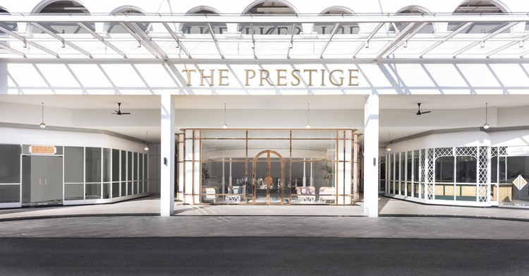 The Prestige Hotel / KL Wong architect Sdn Bhd, © Edward Hendricks, CI&A Photography