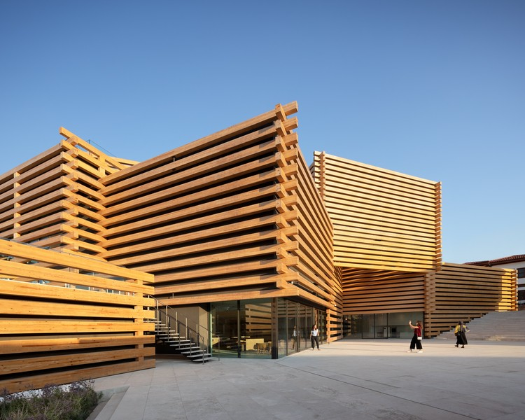 Odunpazari Modern Art Museum / Kengo Kuma & Associates | ArchDaily