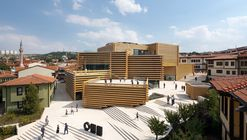Odunpazari Modern Art Museum / Kengo Kuma & Associates