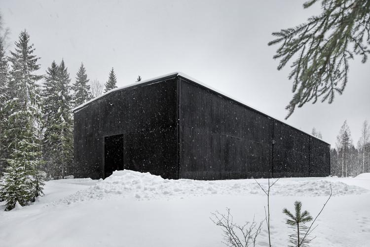 Kyrö Barrell Storage Building / Avanto Architects, © Kuvio