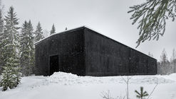 Kyrö Barrell Storage Building / Avanto Architects