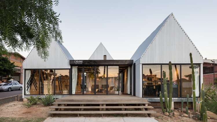 Cabana Arquitetura e Design Office / Cabana Arquitetura e Design, © Marcelo Donadussi