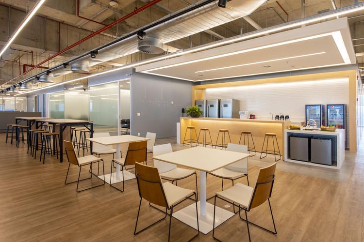 Escritório LTS Investments / Studio L Arquitetura, © Erika Dorta