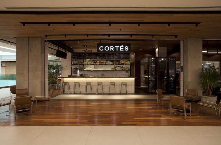 Restaurante Cortés / Bruschini Arquitetura, © Marcelo Ferreira