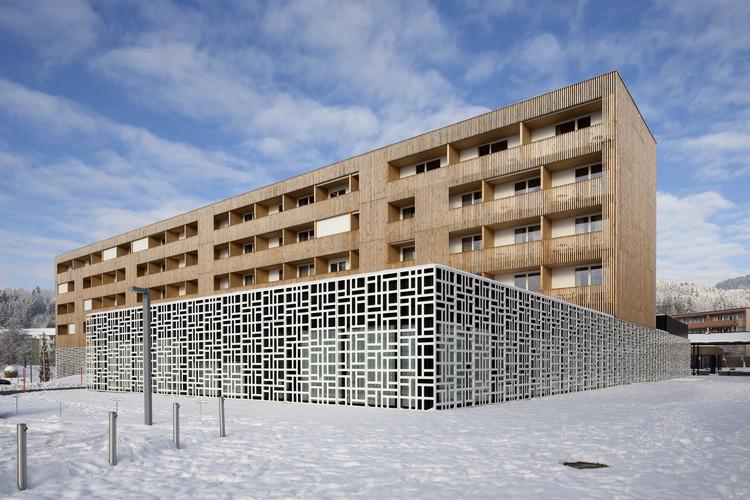Hotel Säntispark / Carlos Martinez Architekten, © Hannes Thalmann