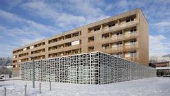Hotel Säntispark / Carlos Martinez Architekten