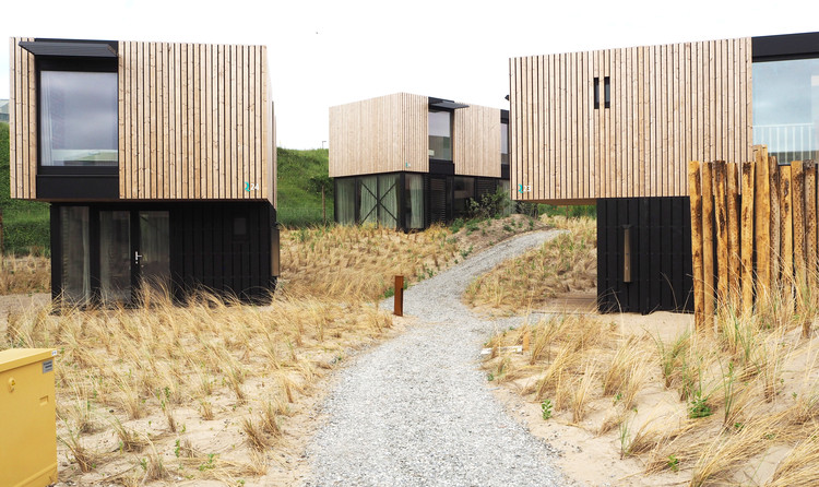 Qurios Zandvoort / 2by4-architects, Courtesy of 2by4-architects