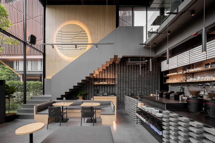 Kaizen Coffee / space+craft, © Ketsiree Wongwan