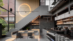 Kaizen Coffee / space+craft