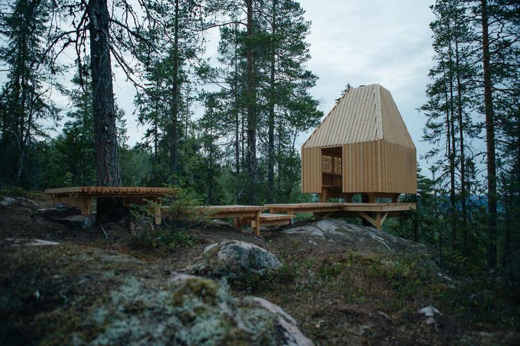ArkNat 2019 Pavilion / Sweco Architects, © Tommie Ohlson