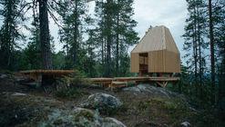 ArkNat 2019 Pavilion / Sweco Architects