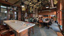 Loft studio / Studio PKA
