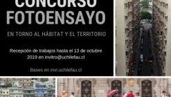 INVITRO: Concurso foto-ensayo en torno al hábitat y el territorio 2019