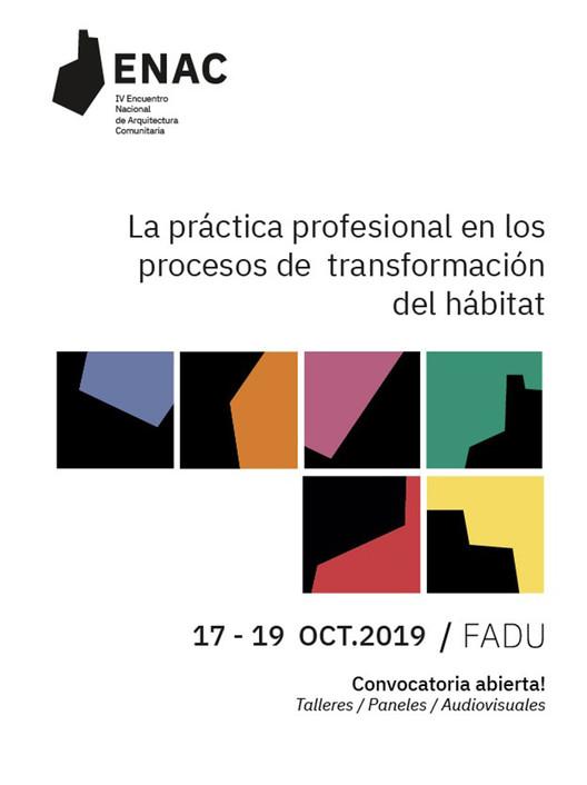 IV Encuentro Nacional de Arquitectura Comunitaria, Comisión Organizadora IV ENAC