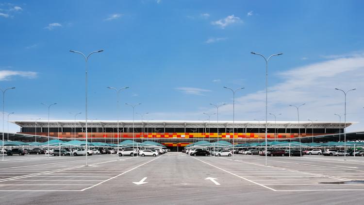Aeroporto Internacional de Vitória / Bacco Arquitetos Associados, © Ana Mello