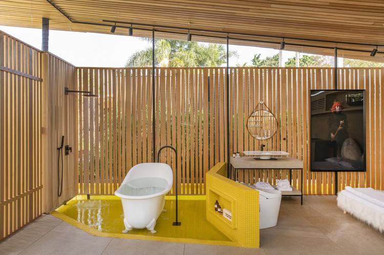 Casa do Alento / Mariana Orsi Arquitetura + Design, © Felipe Araujo Correia
