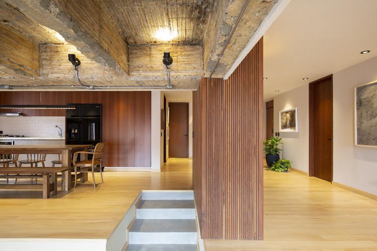 Apartamento Quinta Camacho / MLS Arquitectura + Taller Tragaluz, © Simon Bosch