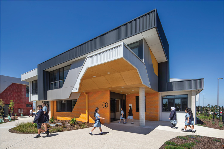 Edgars Creek Secondary College / Brand Architects, © Rachael Dere