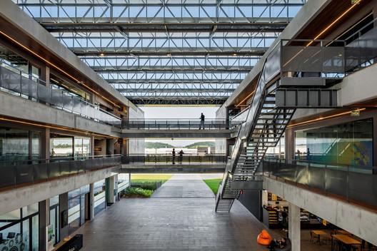 Ágora Tech Park / Estúdio Módulo
