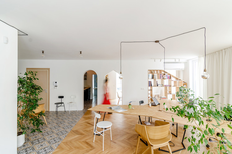 20 Espaços de trabalho de até 150m², Another Space / Another Studio. Cortesia de Another Studio