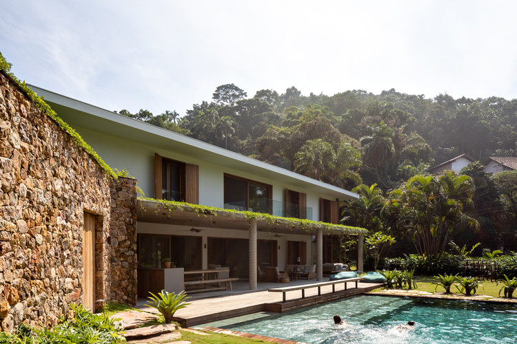 Casa IP 01 / Studio Gabriel Garbin Arquitetura, © Fran Parente