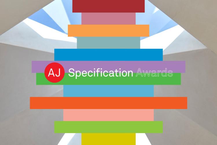 The AJ Specification Awards Entry Deadline 20 September