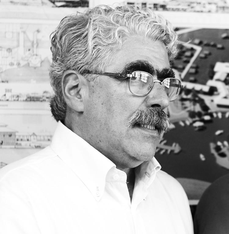 Arquiteto e urbanista André Schmitt morre em Florianópolis, Cortesia de Guilherme Llantada