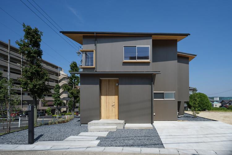 House As / MARU。architecture, © Hideki Ookura