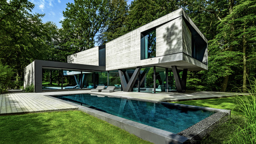 Villa NEO House / Querkopf Architekten
