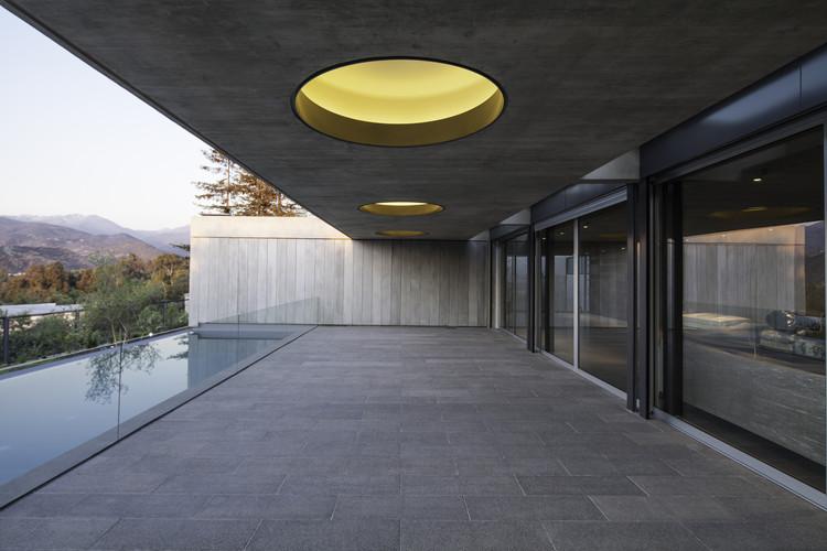 Casa mirador / +arquitectos, © Aryeh Kornfeld
