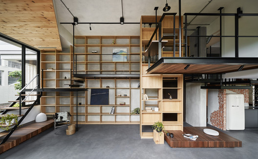 Life in Tree House / Soar Design Studio