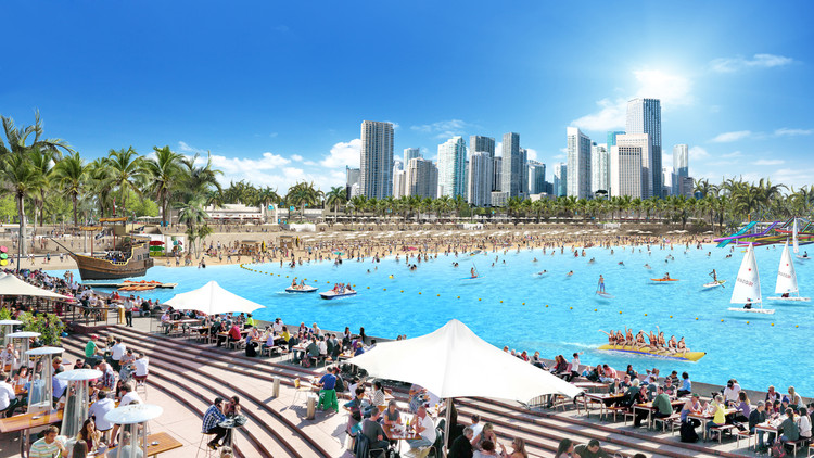 Public Access Lagoons: 'Beach life' in All Cities Around The World, © Crystal Lagoons