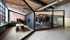 ARTJAIL Offices / StudioAC