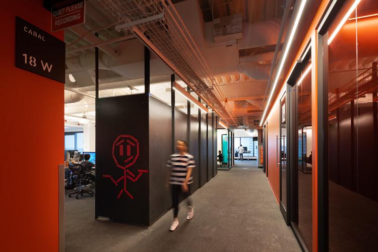 Valve Headquarters Clive Wilkinson