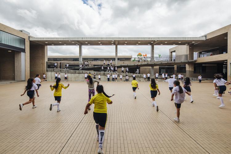 Colegio distrital Rogelio Salmona / FP Arquitectura, © Alejandro Arango