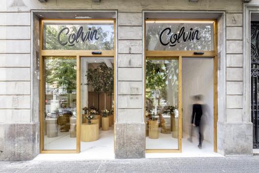 Florería Colvin / Roman Izquierdo Bouldstridge