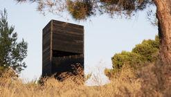 Dark Beacon Pavilion / Kieran Donnellan + MEDS (Meetings of Design Students)