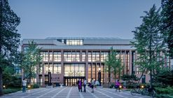 4th Phase Addition of Tsinghua University Library / THAD