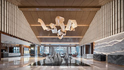 Hyatt Regency Beijing Shiyuan / CL3 Architects