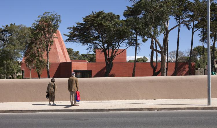 Eduardo Souto de Moura será tema da próxima grande exposição na Casa da Arquitectura, Centro Paula Rego. Image Cortesia de Casa da Arquitectura