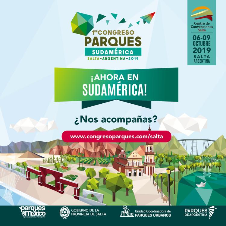 1° Congreso Parques Urbanos Sudamérica