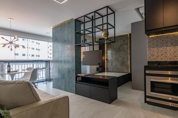 Apartamento Paim 189 / Cuna Arquitectura, © Ricardo Cavalheiro