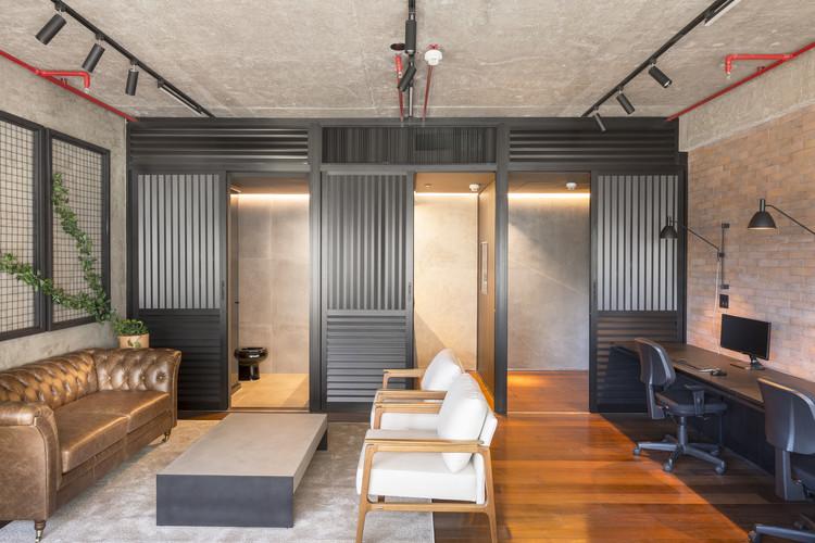 Escritório Reevo / CoDA arquitetos, © Joana França