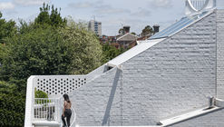 Fitzroy Terrace House / Taylor Knights