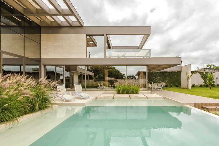 Casa JRZ  / Arquitetare, © Marcelo Stammer